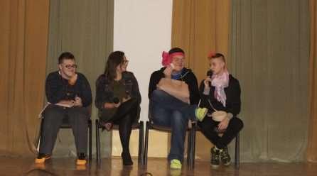Teatralny Dzień Kobiet na zdjęciach