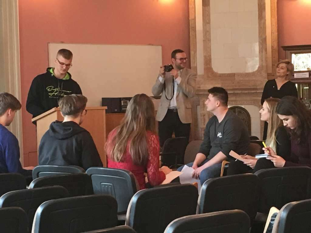 Sztuka debatowania – warsztaty