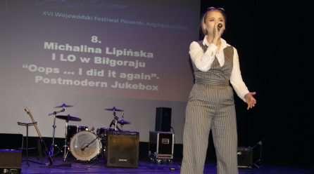 Michalina Lipińska zwyciężczynią XVI WFPA