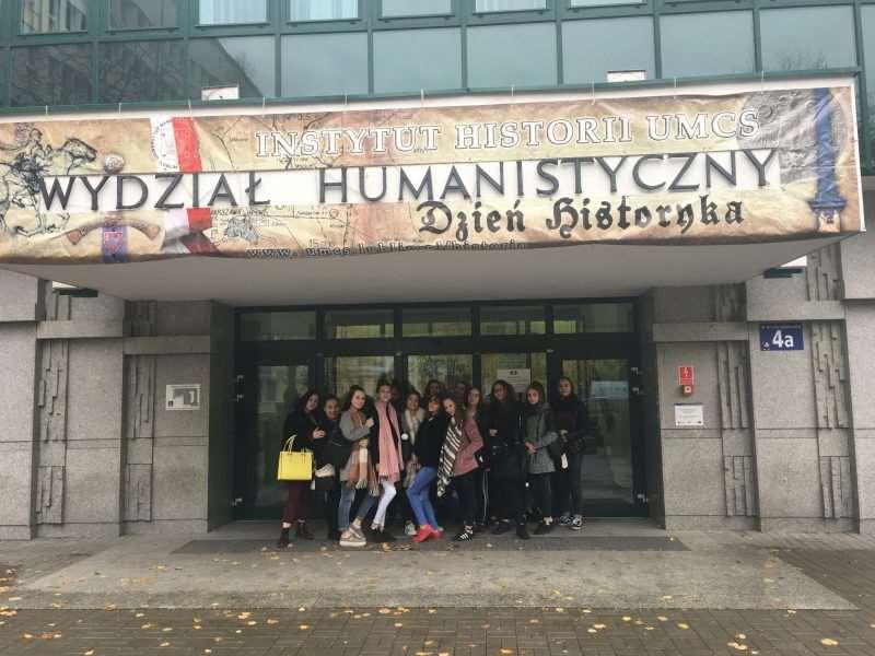 Historycy w Lublinie