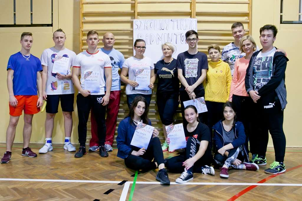 Dzień badmintona