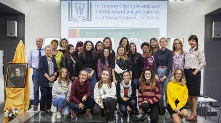 Rewizyta włoskiej młodzieży