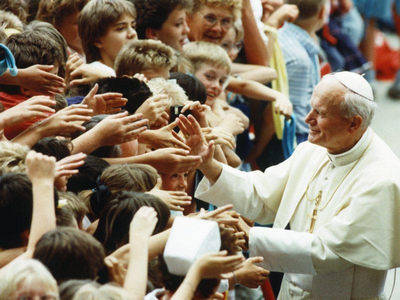 101 rocznica urodzin Św. Jana Pawła II