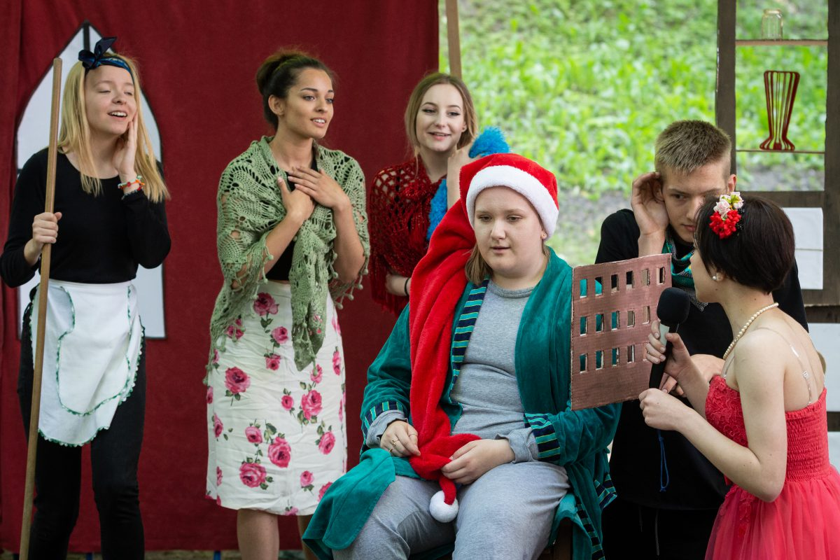 Piknik literacki – 11.06.2021r. – film, zdjęcia